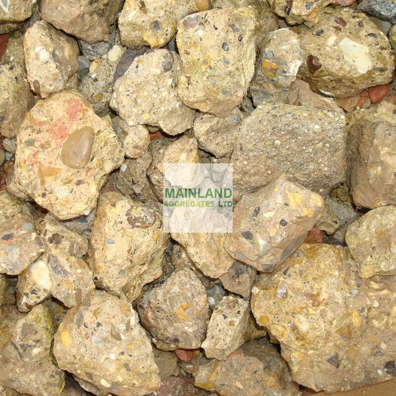 Recycled Sub-Base Aggregates