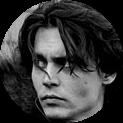Johnny Depp Circle