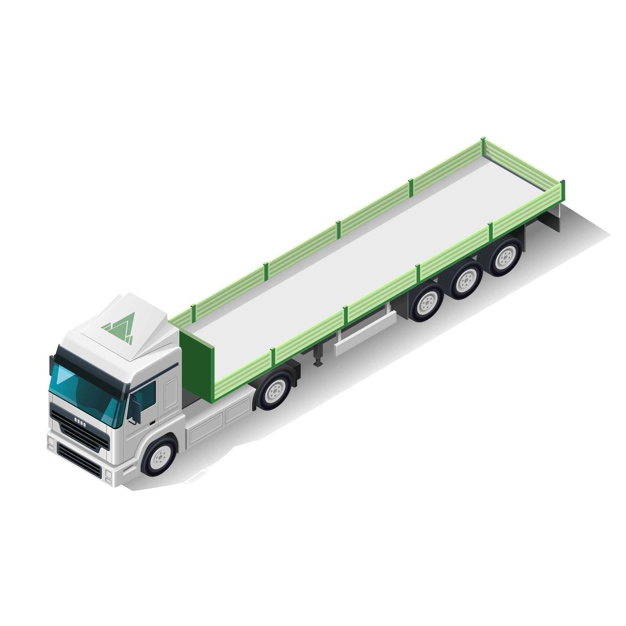 Articulated Flatbed