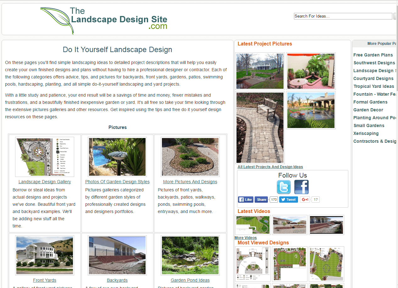 Mainland aggregates blog the best gardening for Landscape design site