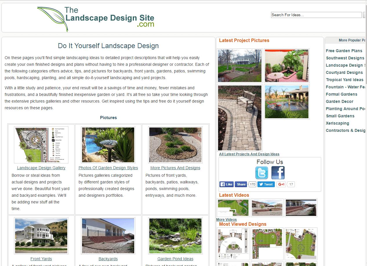 Garden Design Blogs : Mainland aggregates the best gardening