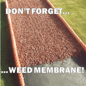 Don't Forget to Buy Weed Membrane!